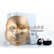 New Photon LED Facial Mask Skin Rejuvenation Beauty Therapy 3/7 Colors LED Light