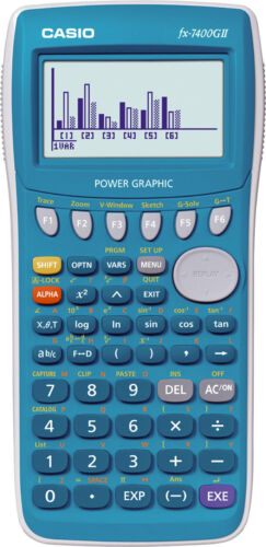 Grafik-Taschenrechner Casio FX7400GII Grafikrechner grafische Anzeige