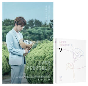 BANGTAN-BOYS-LOVE-YOURSELF-Her-BTS-5th-V-Ver-Mini-Album-CD-Photobook-Photocard