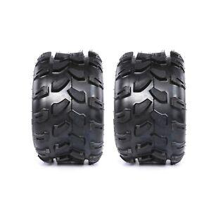"2 Tyres 18x9.50-8"" 8 inch Wheel Tyre for Quad ATV Buggy Go kart Mower UTV Parts"