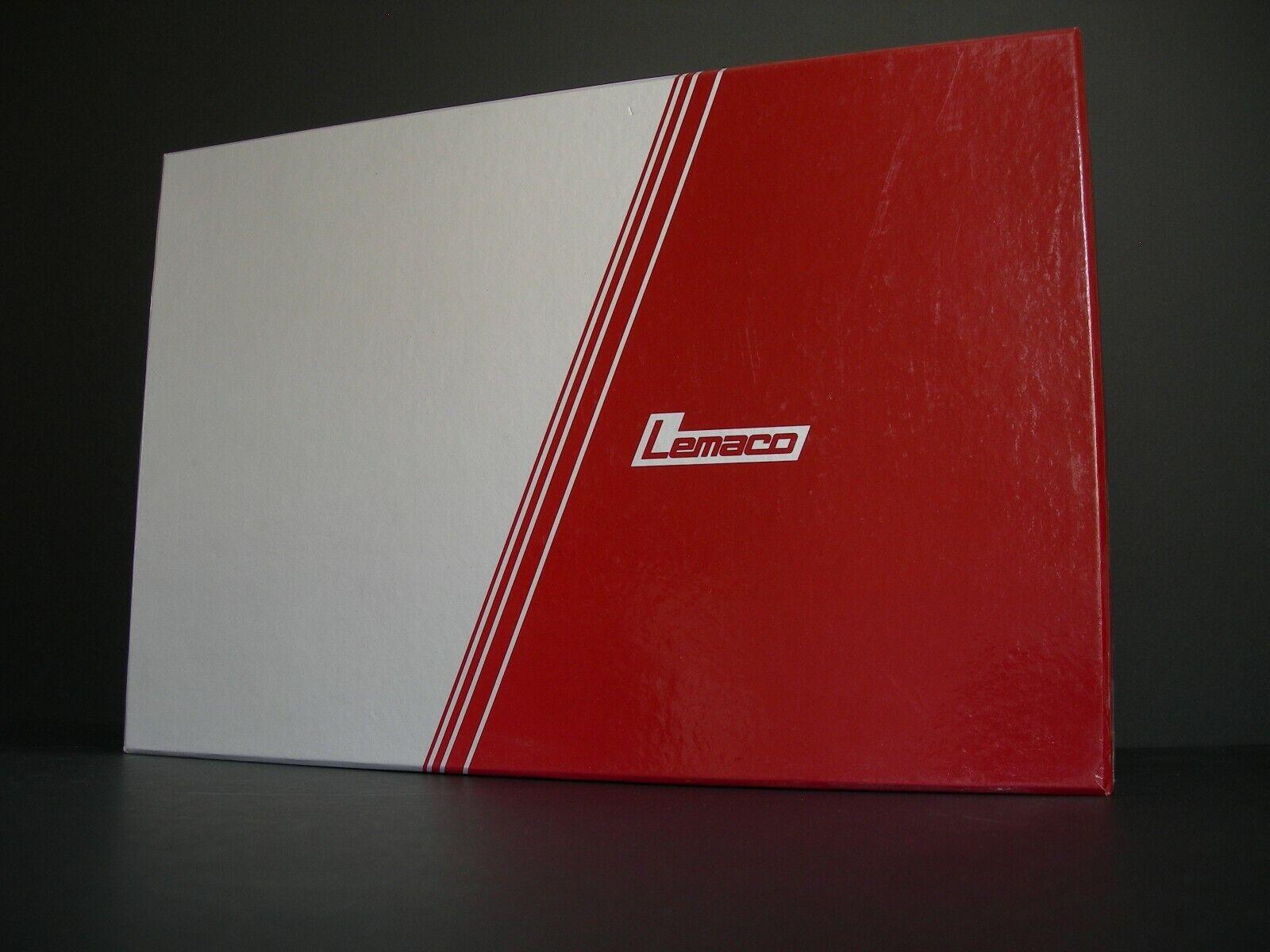 Boîte vide 140 C LEMACO Échelle 0