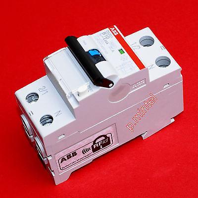 ABB FI/LS-Schalter DS201A-B10/0,03  Pole:1+N  10A  30mA