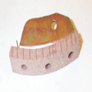 Brake Pad Semi-Metallic For 1970 Ski-Doo Olympique 335~Sports Parts Inc.