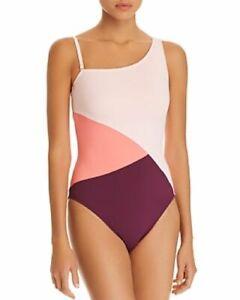 Bleu Rod Beattie Around the Block Asymmetric Women's One Piece Swimsuit