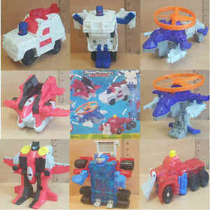 McDonalds-Happy-Meal-Toy-2003-Transformers-Armada-Model-Plastic-Toys-Various