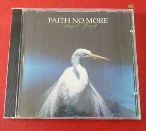 CD-Faith-No-More-Angel-Dust-Columbia-Canada-Records-Album