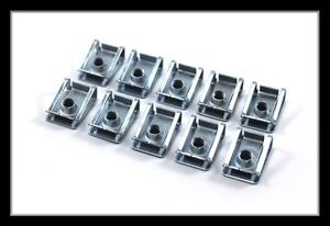 Yamaha-Motorcycle-Fairing-Clip-Nut-m5-Threaded-Panel-Spire-Clips-Nuts-10-Pack