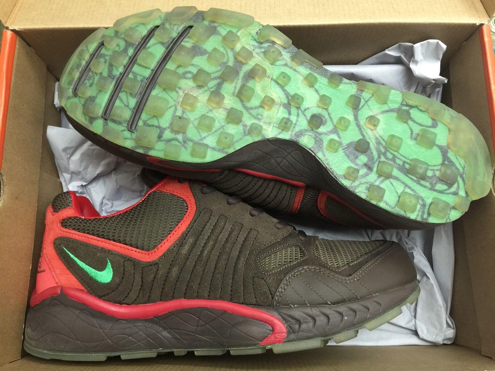 Nike Air Talaria 9.5 Os Gemeos Tier0 Clerks Doernbecher Jordan Atmos Powerwall