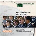 Bach: Cantatas Nos. 3, 65 & 72 (2012)