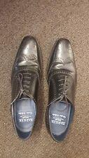 Barker Johnny Black Mens Dress Shoes - US Size 9 / UK Size 7