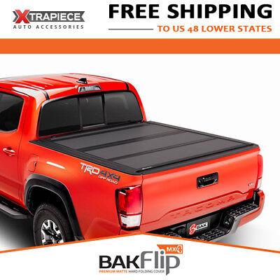 16 20 Toyota Tacoma 6 Bed Bakflip Mx4 Hard Fold Tonneau Cover Ebay