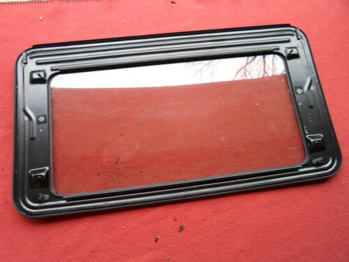 2002 INFINITI I35 YEAR SPECIFIC OEM FACTORY SUNROOF GLASS FREE SHIPPING