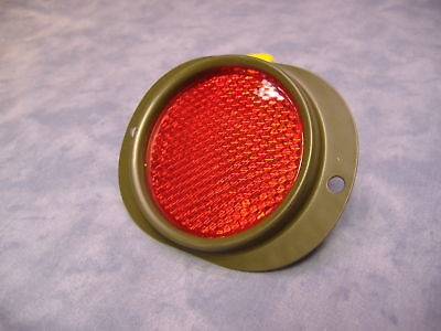 NEW MILITARY RED REFLECTOR M37 M998 M35 M813 M35A2