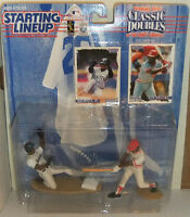1997 Starting Lineup Classic Doubles - Ken Griffey And Ken Griffey Jr.