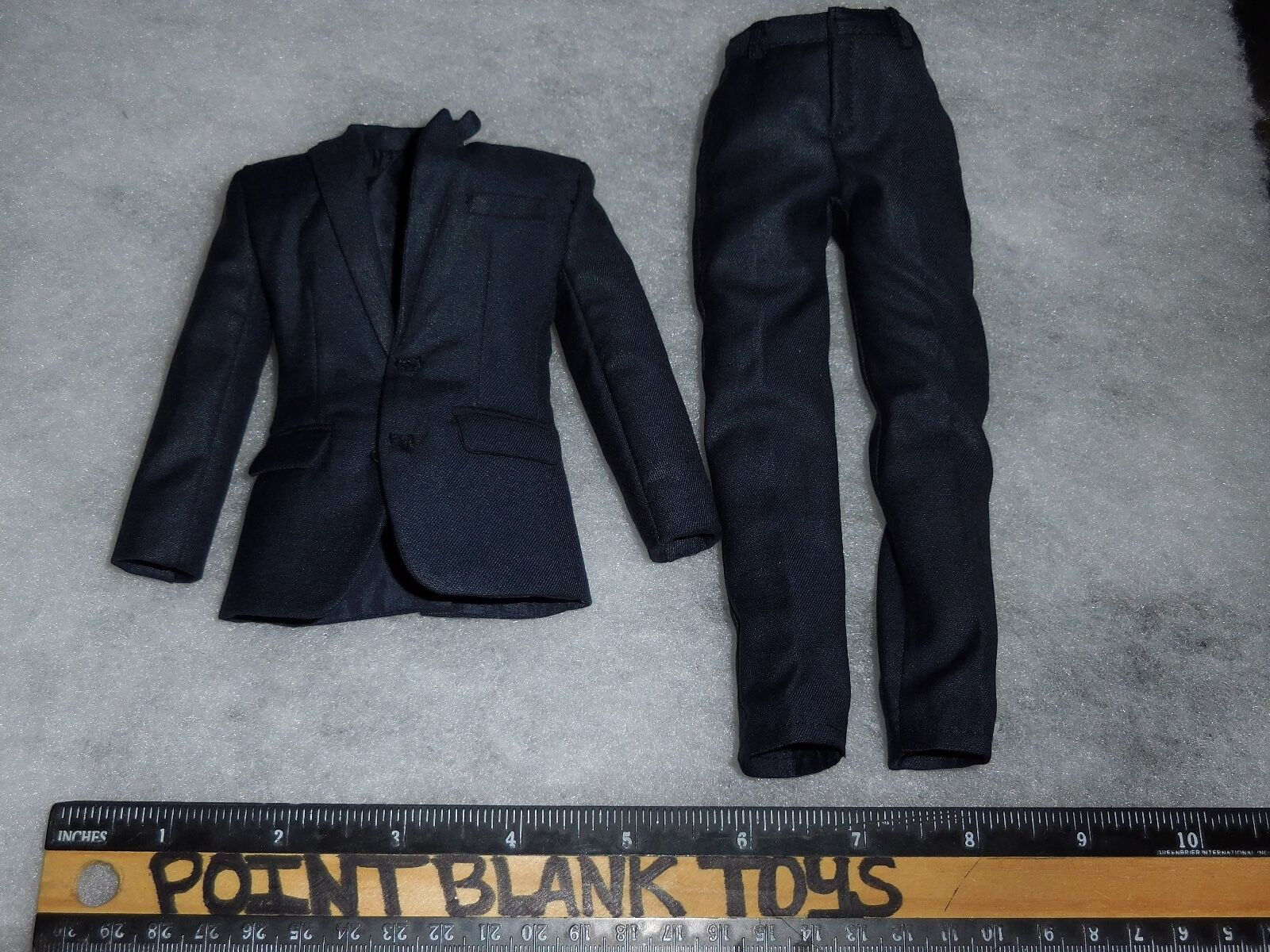 DID Suit US SECRET SERVICE SPECIAL AGENT MARK 1 6 ACTION FIGURE TOYS dam vts