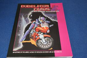 Bubblegum-Crisis-MegaTokyo-2033-The-Role-Playing-Game-1996-Paperback