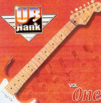 UB HANK  Vol. 1 backing track of Shadows music recorded at Hank Marvin's studio