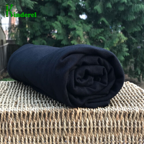 Bamboo Stretch Fleece Fabric Eco-Fashion and Cloth Diapers