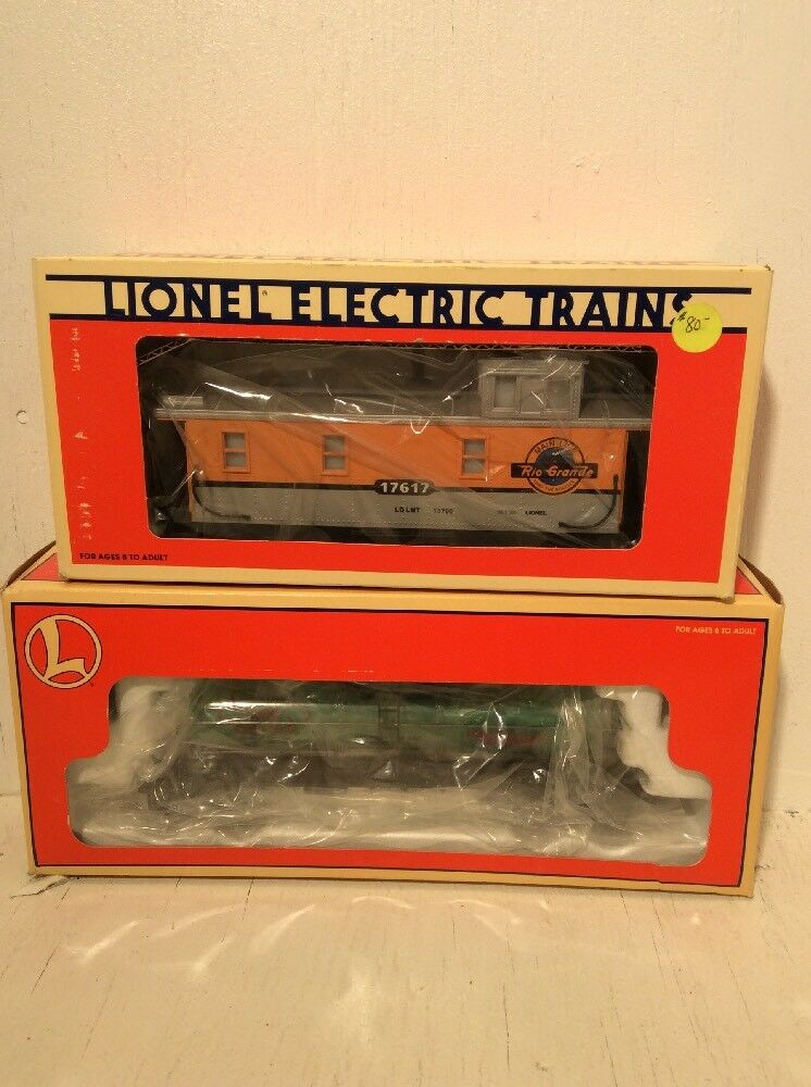 Lot Of 2 Lionel Traines 6-17617 And 6-16155