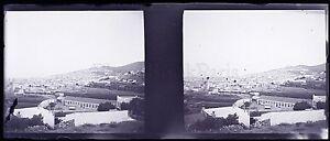 Grece-Greece-ile-de-Syra-Syros-Plaque-de-verre-stereo-Negative-1911