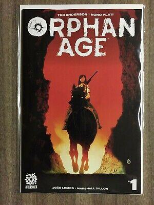 Orphan Age  #1 1:10 Juan Doe  Incentive Comic Book Variant