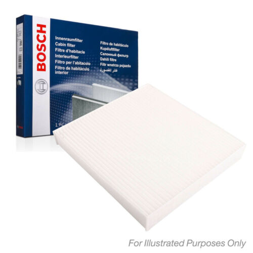 Fits Iveco Daily Genuine Bosch Particulate Cabin Pollen Filter