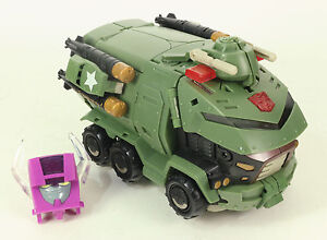 Classe Transformers Animated Leader Cloison 2008