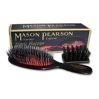 Mason Pearson Bn3 'handy Bristle And Nylon' Hair Brush + Free 1541 London Comb