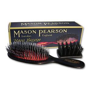 6620d06214e1c Mason Pearson BN3  Handy Bristle and Nylon  Hair Brush + FREE 1541 ...