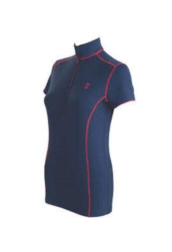 Tredstep Ireland Symphony Futura Sport Top Short Sleeve Schooling Shirt