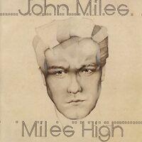 John Miles - Miles High [new Cd] Uk - Import on Sale