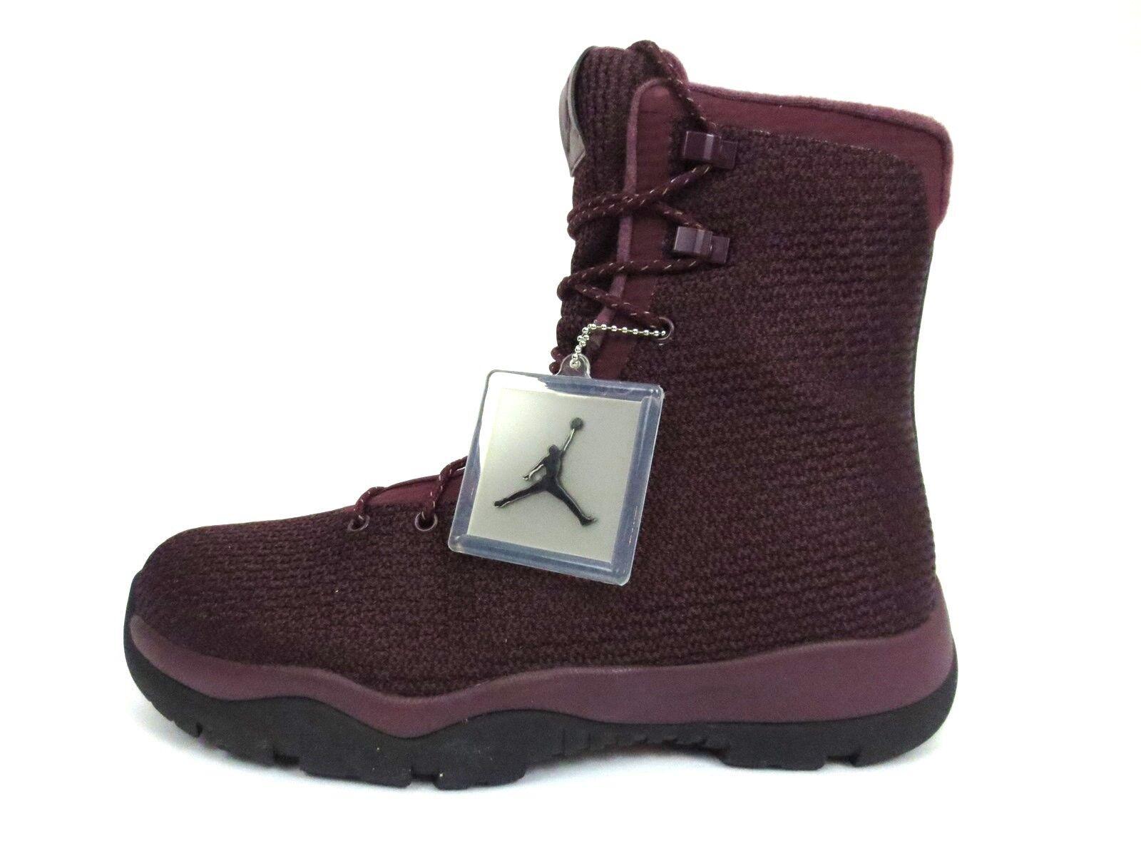 Jordan Future stivali Nike Night Maroon nero-infrarosso 23 23 23 854554-600 Dimensione US 10 7a364a