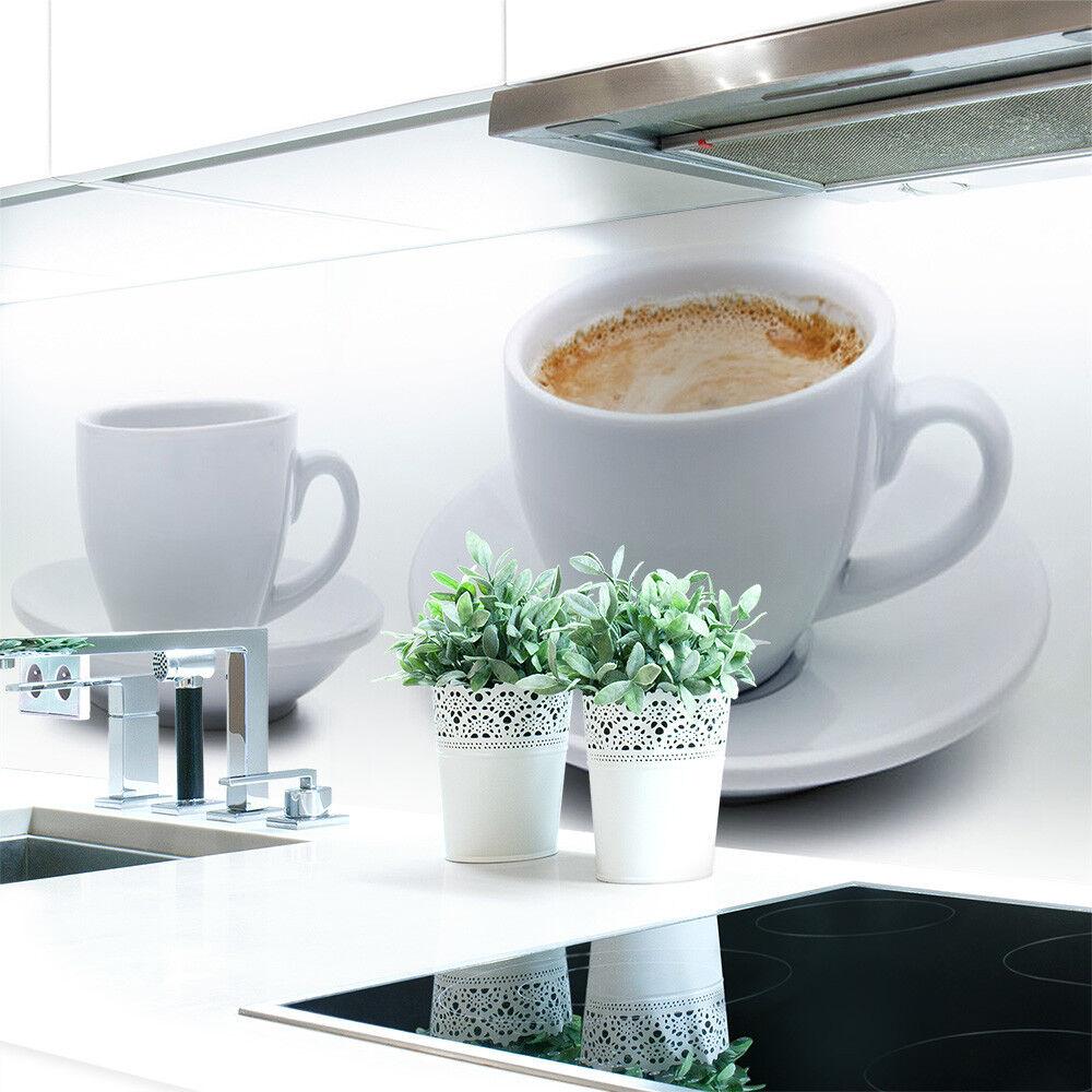 Cuisine Mur Arrière à Tasse à Arrière Café Premium PVC dur 0,4 mm auto-adhésif a51701
