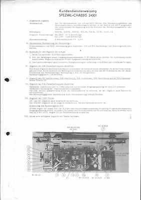 Billiger Preis Körting Service Manual Für Rf-chassis 24301 Copy