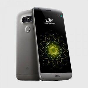 NEW-LG-G5-H860N-32GB-Smartphone-Titan-Dark-Grey-1-YEAR-WARRANTY-FREE-POSTAGE
