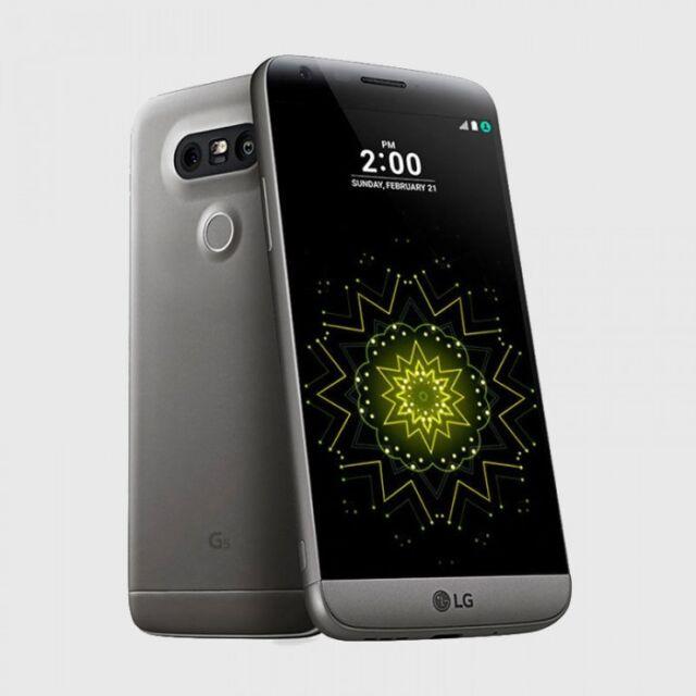 NEW LG G5 H860N 32GB Smartphone Titan Dark Grey | 1 YEAR WARRANTY | FREE POSTAGE