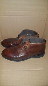 Eu43 Catalogue Bottes Chaussures Cuir Retour Hommes Redtape Uk9 Marron gwRqR6