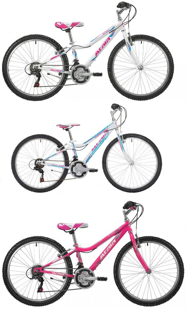 BIKE MTB GIRL girl ATALA BUTTERFLY 18V girl KIDS 12 3 16in