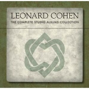 Leonard-Cohen-Complete-Studio-Albums-Collection-New-CD-Boxed-Set