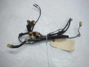 1990 honda crx si m/t driver left door wire harness oem 1988 1989 1991 |  ebay  ebay