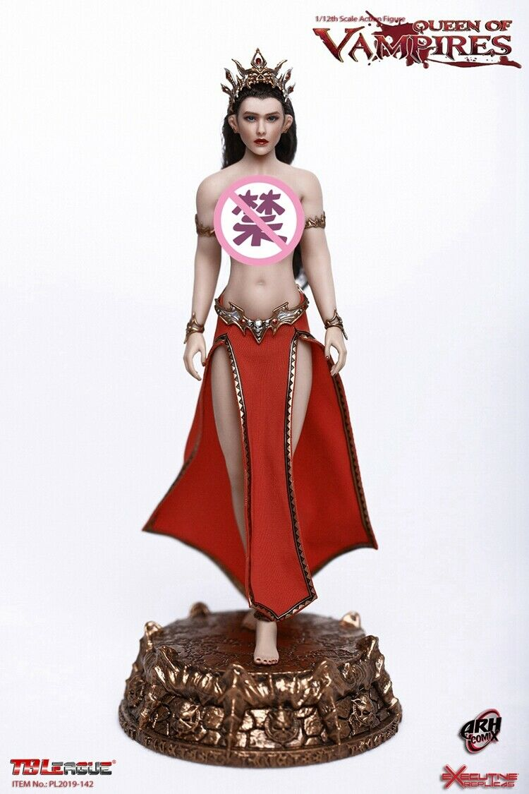 TBLeague 1 12 PL2019-142 Arkhalla Queen of of of Vampires Action Figures Collectible 407f9b