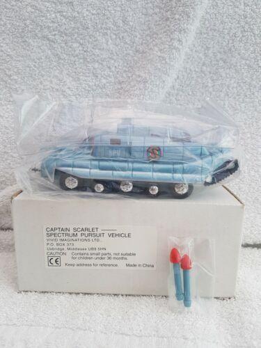Captain Scarlet Mailaway SPV Spectrum Pursuit véhicule vives Imaginations 1993