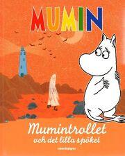 Buch Mumin SCHWEDISCH : Mumintrollet Och Det Lilla Spöket, Tove Jansson