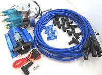 Sb Mopar Ready To Run Distributor Kit W/ E-core Coil Dodge 318 340 360 Chrysler