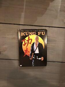 KUNG-FU-THE-COMPLETE-FIRST-SEASON-1-ONE-1972-3-DISC-DVD-SET-DAVID-CARRADINE-b1