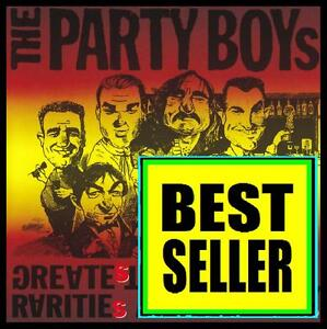 PARTY-BOYS-CD-JOHN-SWAN-SHIRLEY-STRACHAN-RICHARD-CLAPTON-JON-STEVENS-NEW
