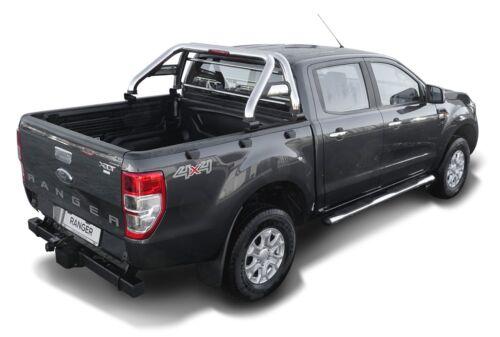 Veicolo specifico roll bar Ford Ranger 2012 - in acciaio inox autorizzazione incl.