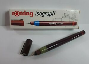 rOtring Rapidograph Penna per Disegno Tecnico 0.50 Mm Confezione da 10