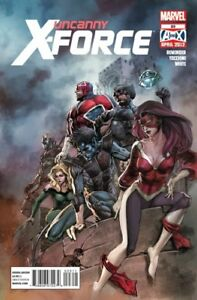 UNCANNY X-FORCE ISSUE 23 - FIRST 1st PRINT - CAPTAIN BRITAIN APPEARS
