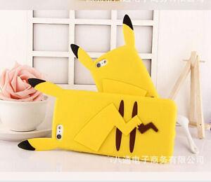 Coque-3D-Pikachu-Silicone-Anime-Souple-Rubber-Cover-Case-iPhone-Samsung-Cadeau